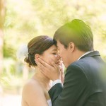 Wedding Day Photography at Flutes Restaurant – National Museum of Singapore (Weixiang & Kelly)